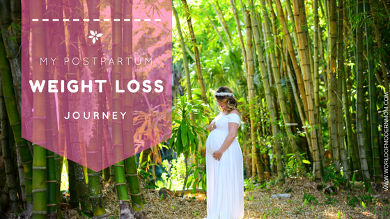 Body after Baby: My Postpartum Weight Loss Journey