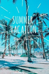 Naples, FL: Family Summer Vacation Spot