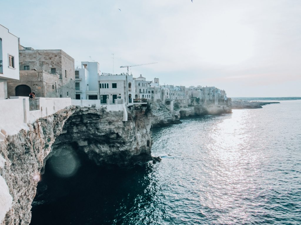 Family Time in Puglia, Italy