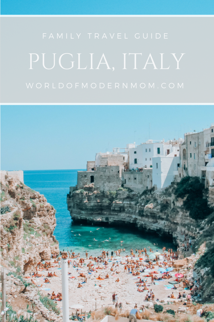 Family Time in Puglia, Italy (Family Travel Guide)