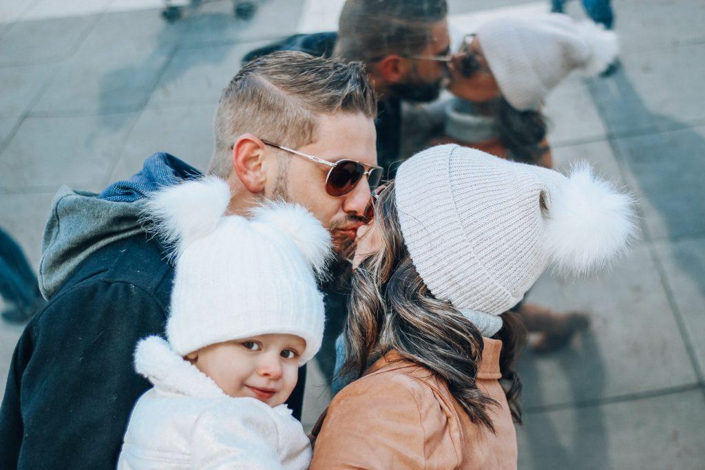Chicago theme family photos