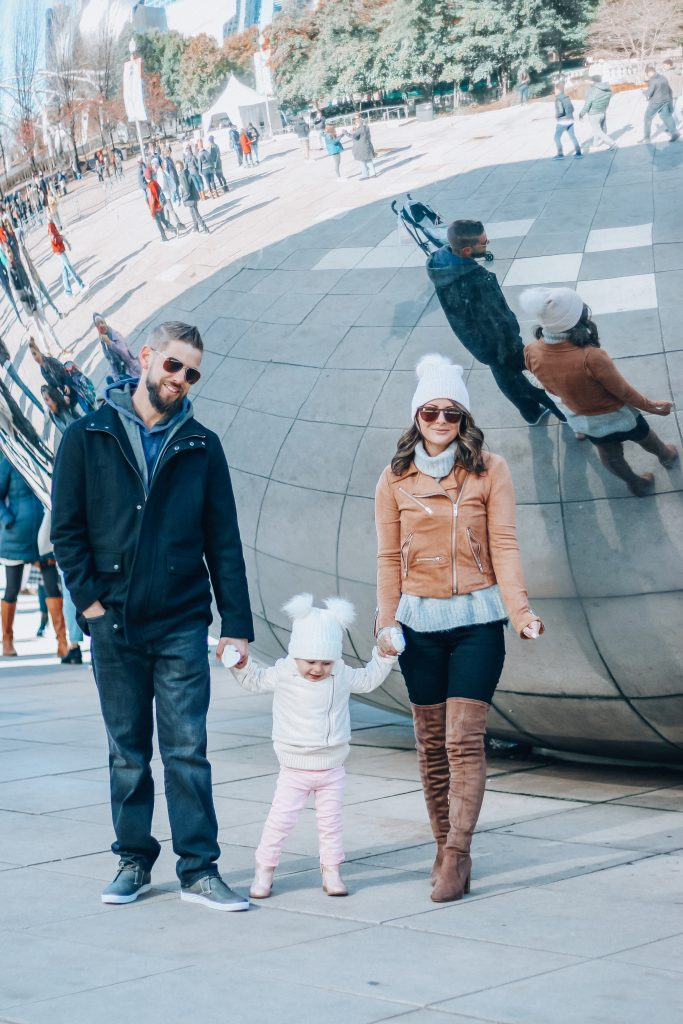 Family Travel: Weekend in Chicago