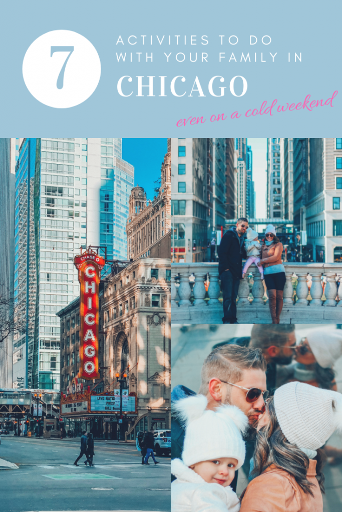 Family activities to do in Chicago even on a cold weekend.