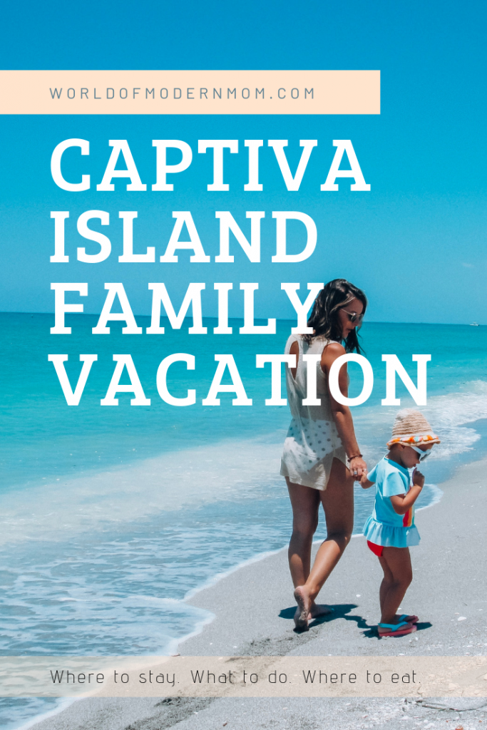 Captiva Island Tween Water Vacation