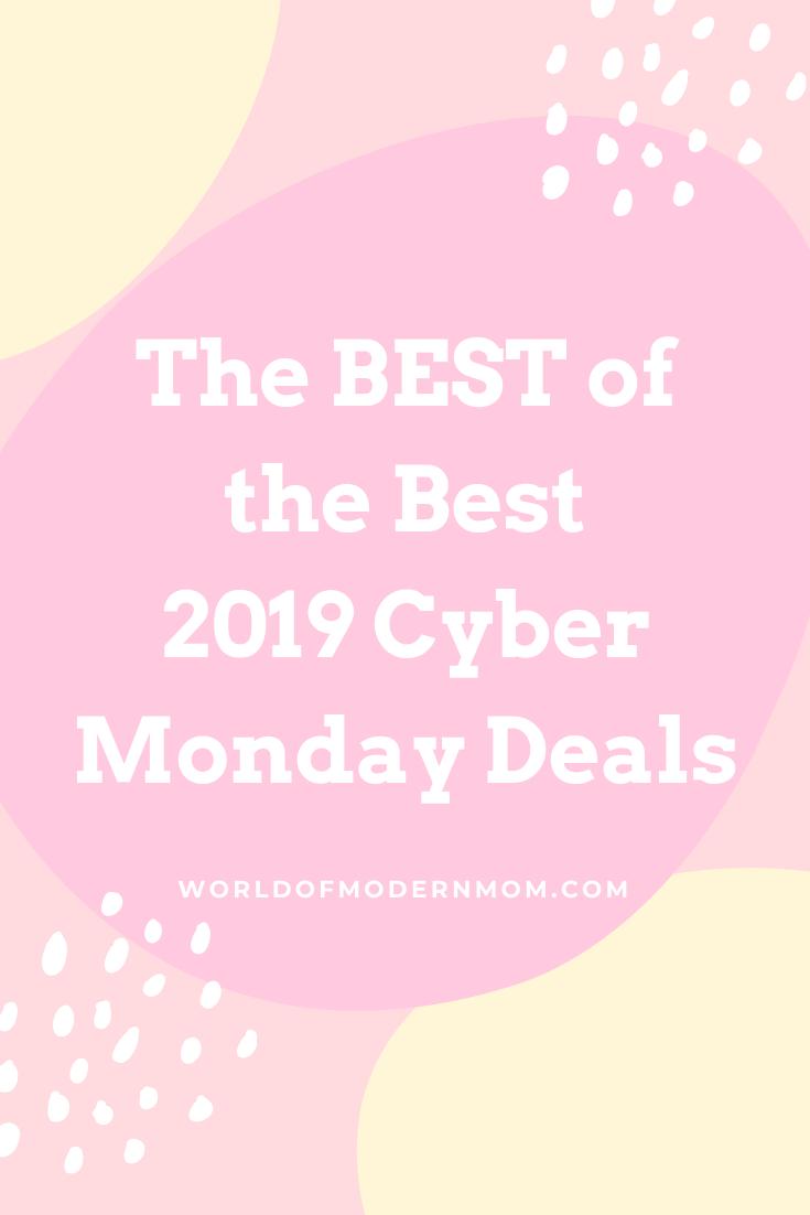 2019 Cyber Monday Deals