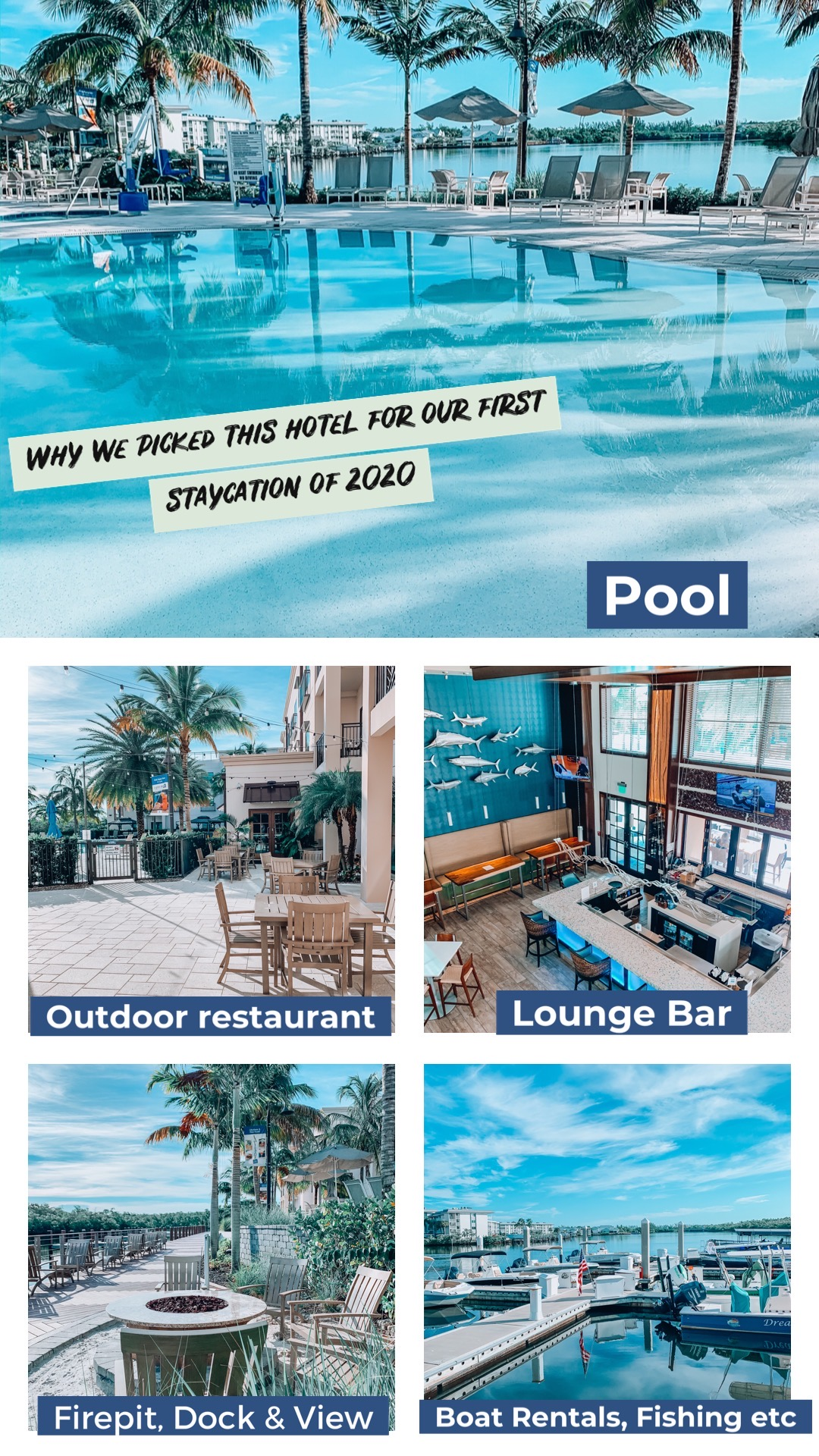 How to plan a staycation 2020 style!