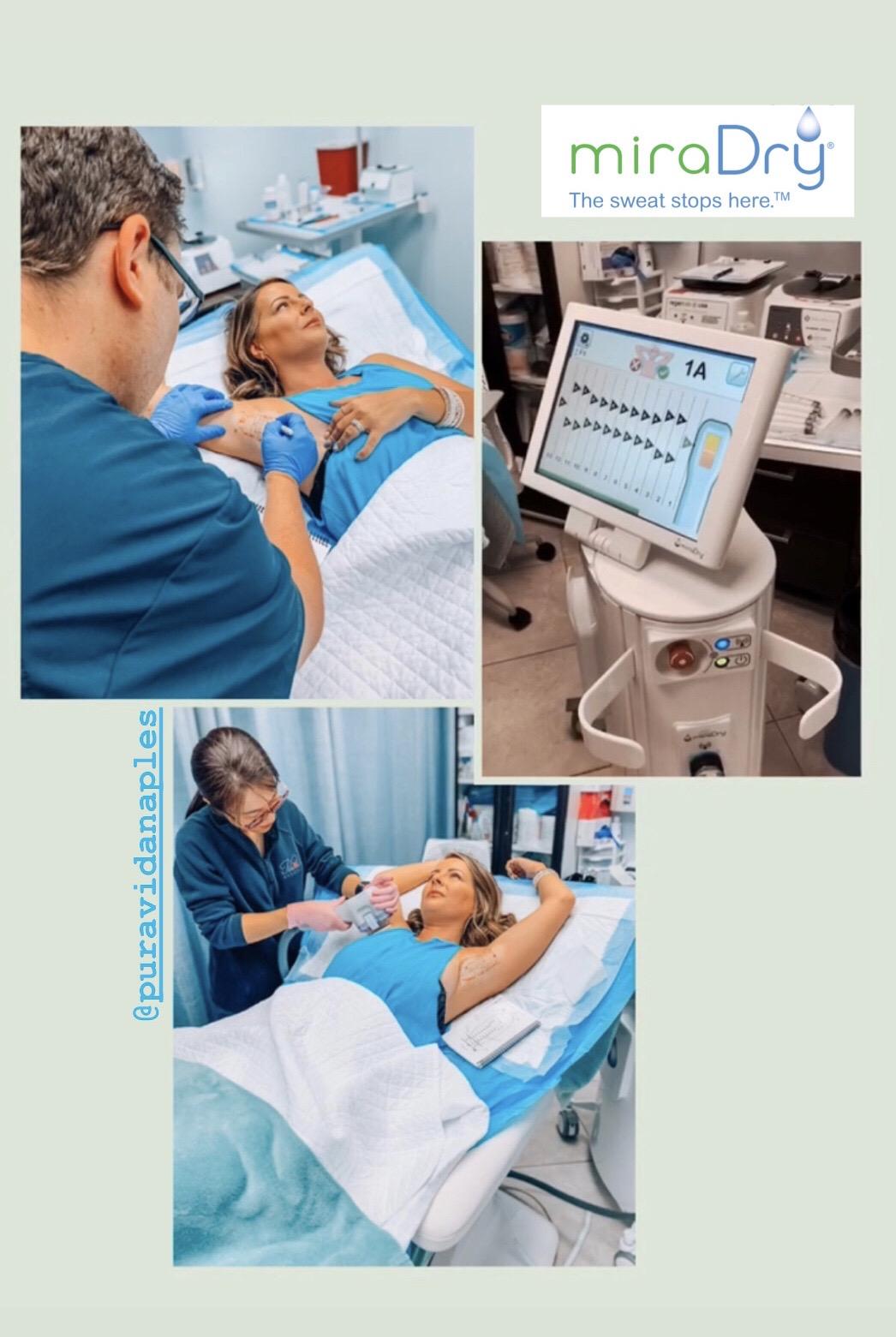 Naples, FL Medical Spa Review - miraDry