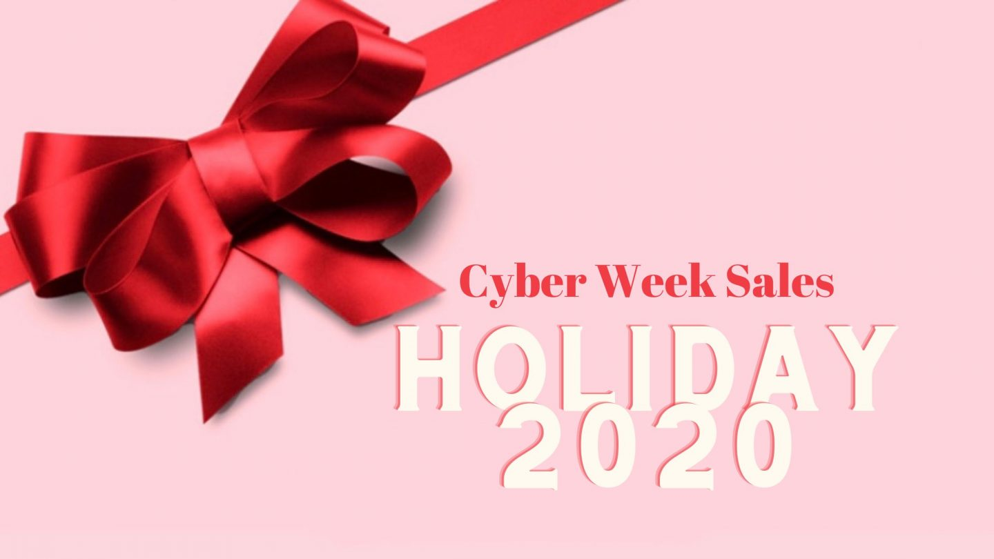 Holiday 2020 SALES!