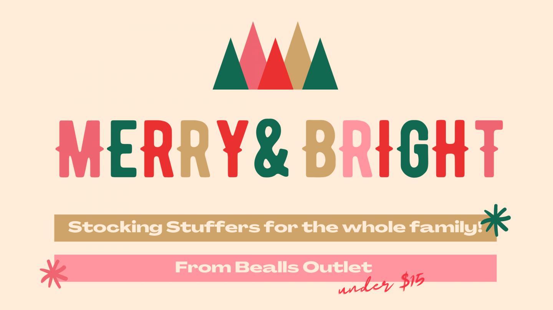 Stocking Stuffer Ideas!