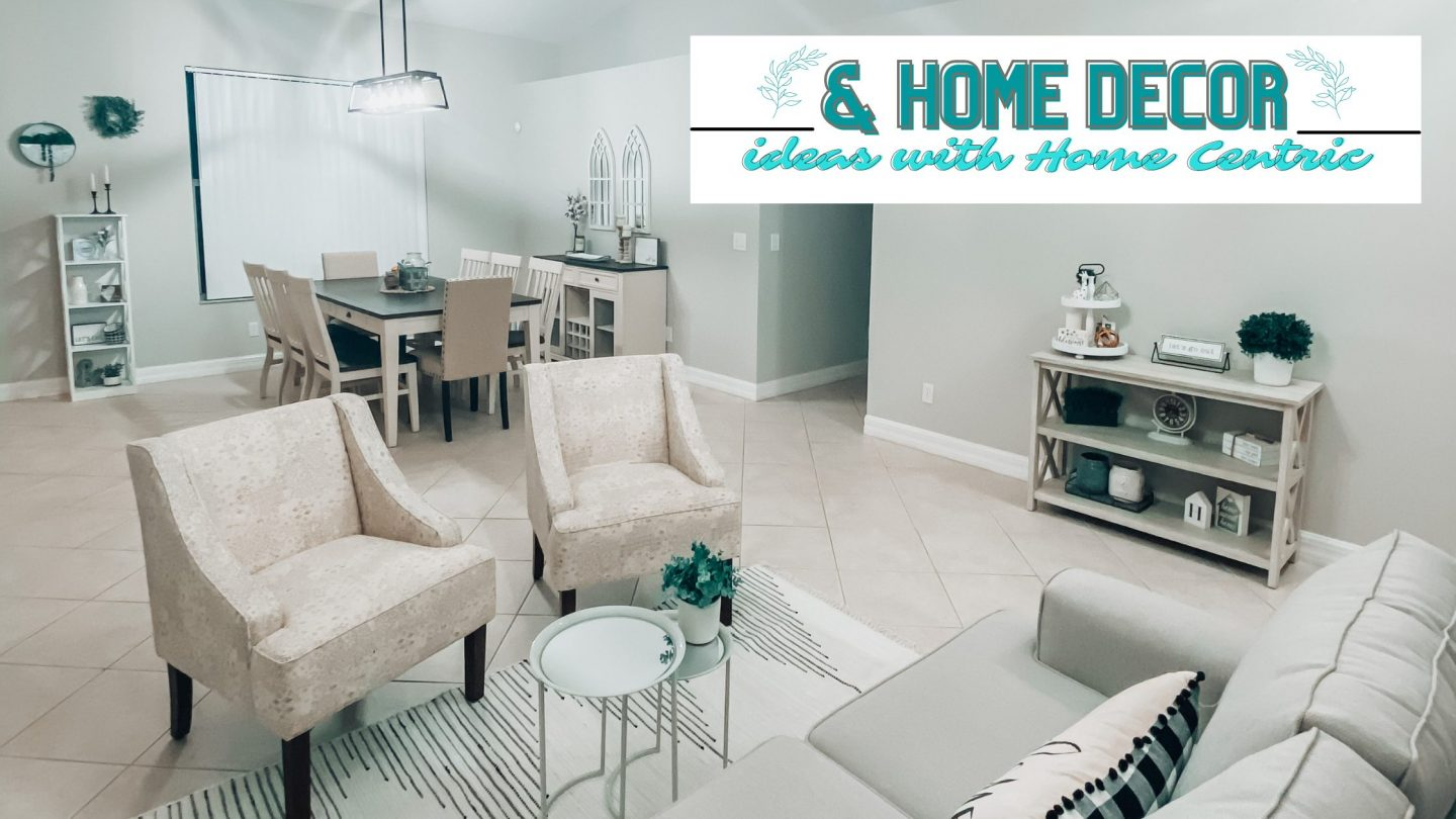 Our New Home Reveal