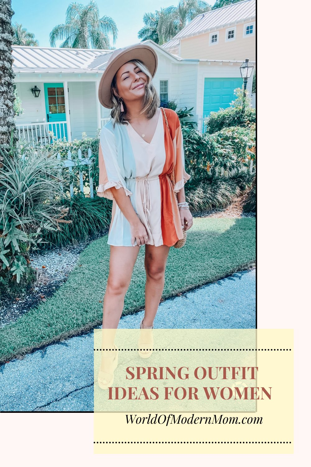 Spring Outfit Ideas!