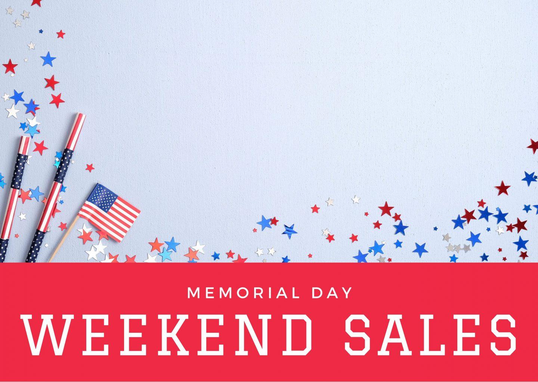 Top Memorial Day Weekend Sales